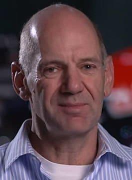 Adrian Newey - F1 Car Designer