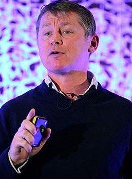 Motivational speaker Alan Chambers