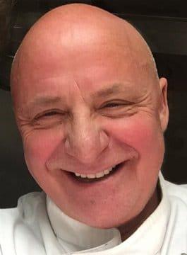 Celebrity Chef Aldo Zilli