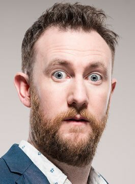 Alex Horne - Comedian and Guest Speaker