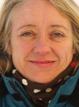 Ann Daniels - Female Polar Motivational Speaker