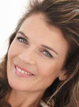 Tennis Presenter Annabel Croft