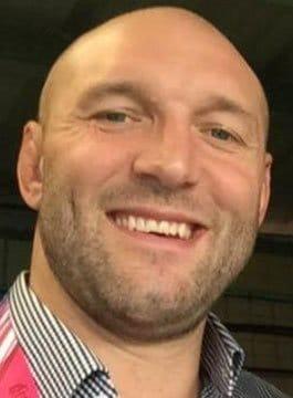 Rugby Speaker Ben Kay MBE
