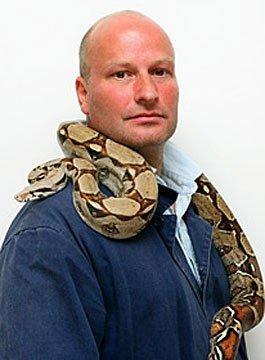 Benjamin Mee - Zoo Keeper and After Dinner Speaker