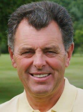 Golf Speaker Bernard Gallacher OBE