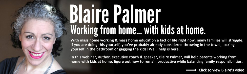Blaire Palmer Keynote Speaker