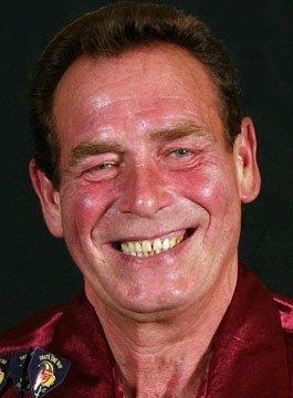 Darts Speaker Bobby George