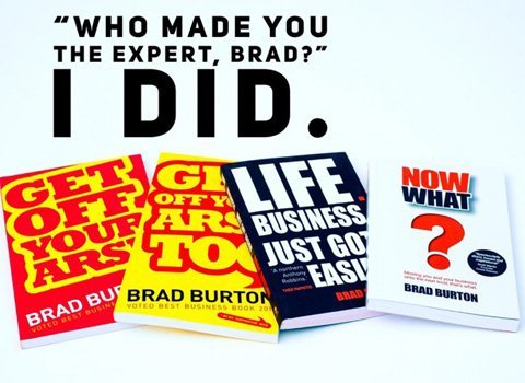 Books by Brad Burton