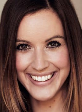 Presenter Charlie Webster