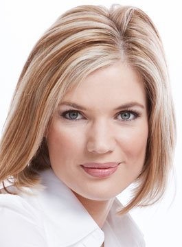 Presenter Charlotte Hawkins