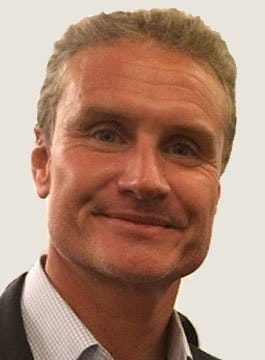 David Coulthard MBE - Motor Racing Speaker