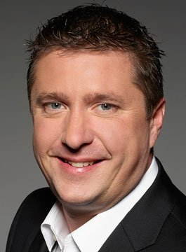 F1 Speaker and Host David Croft