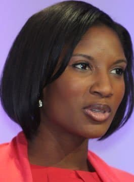 Denise Lewis OBE - Olympian, Presenter and Speaker