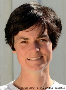 Ellen MacArthur - Record Breaking Sailor