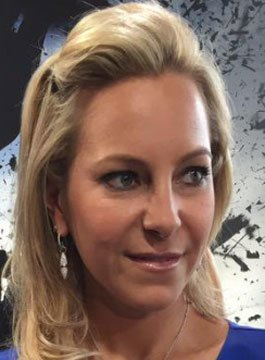 Horse Racing Presenter Emma Spencer
