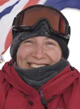 Felicity Aston - Polar Scientist