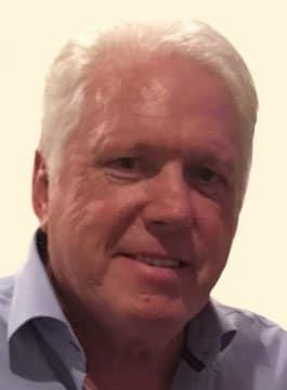 Irish Rugby Speaker Fergus Slattery