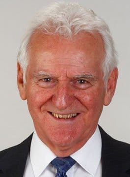 Frank Dick OBE - Former Olympic Coach