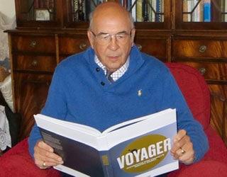 Garry Hunt Space Expert and Speaker