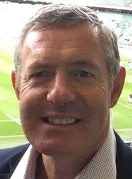 Scottish Rugby Speaker Gavin Hastings