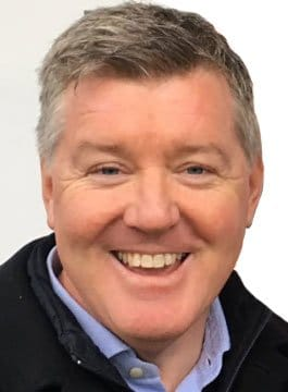 Football Commentator Geoff Shreeves