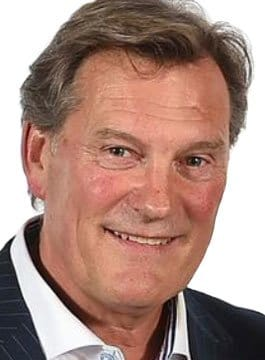 Football Speaker Glenn Hoddle