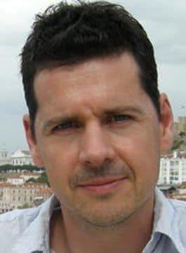 Wired Editor Greg Williams