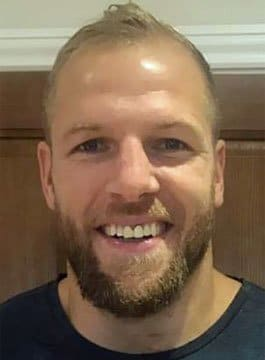 Rugby Speaker James Haskell