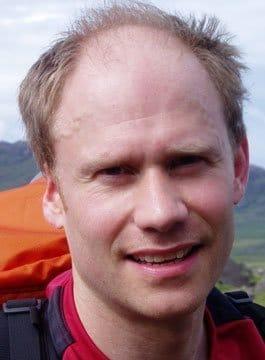 Jamie Andrew - Quadruple Amputee Climber