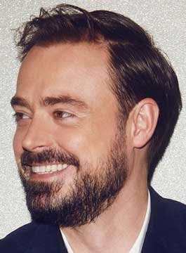 Jamie Theakston Awards Host