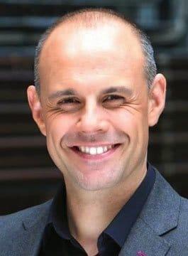 Jason Mohammad - Sports Presenter