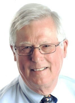 John Craven OBE - Countryfile presenter and Awards Host