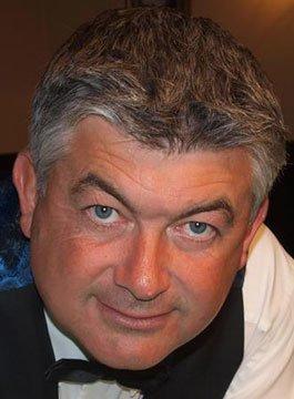 Snooker After dinner speaker John parrott