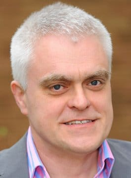 Technology Presenter Jon Bentley