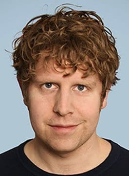 Josh Widdicombe - Comedian and Host