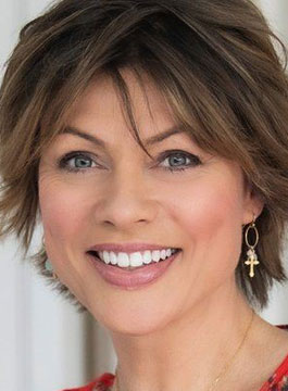 Kate Silverton Awards Host and Conference Host