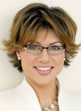 Awards Host Kate Silverton