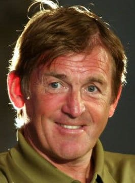 Football after-dinner speaker Sir Kenny Dalglish