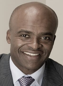 Kriss Akabusi MBE - Olympic Motivational Speaker