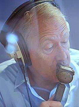 Martin Tyler - Commentator and Voice Over Artiste