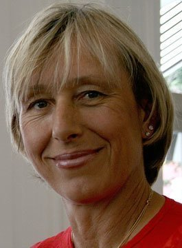 Martina Navratilova - Tennis Legend