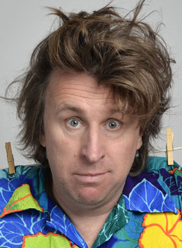 Milton Jones Comedian