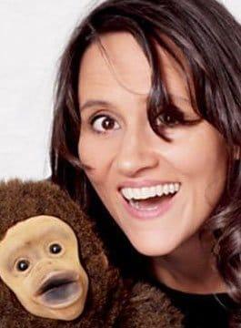Nina Conti - Ventriloquist