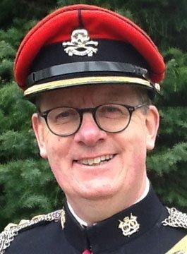 Major General Patrick Marriott - Military Speaker