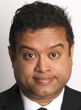 Comedian and Host Paul Sinha