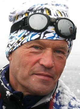 Robert Swan OBE - Explorer and Environmentalist
