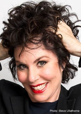 Mental health Speaker Ruby Wax