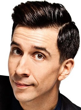 Comedy Awards Host Russell Kane