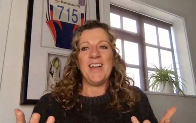 Sally Gunnell Virtual Speaker