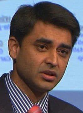 Sarwant Singh - Mega Trends Keynote Speaker